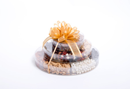 Tower of Elegance Gift Tray