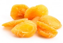 Dried Elberta Peach