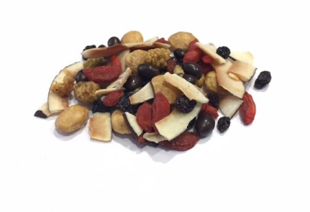 Pestacio's Superfood Organic Mix